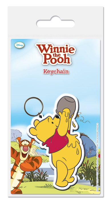 currynoodles posters online store winnie the pooh pooh keychain. Black Bedroom Furniture Sets. Home Design Ideas